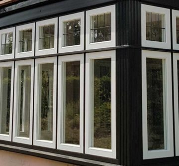 Flush Residence 9 windows epsom