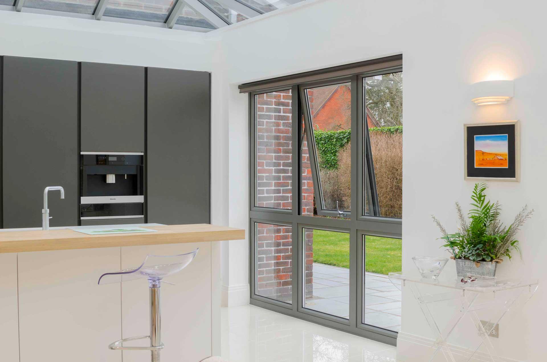 Aluminium Window Styles