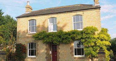vertical sliding windows prices esher