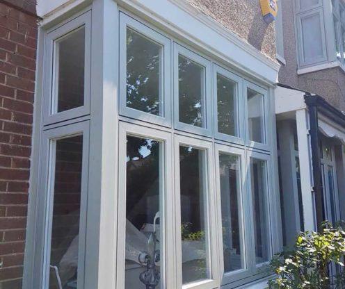 upvc flush casement windows prices esher