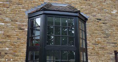 coloured flush casement windows esher