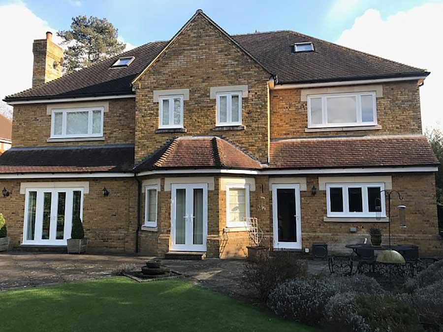 heritage double glazing prices surrey