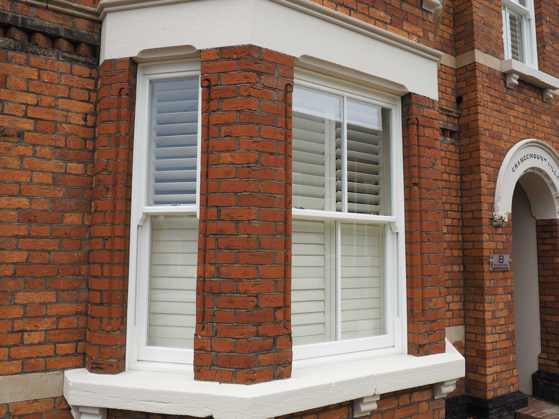 sash windows in esher