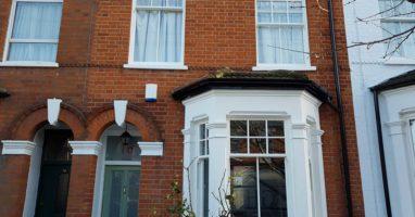 modern sash windows esher
