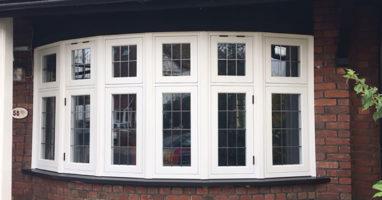 uPVC residence collection windows esher