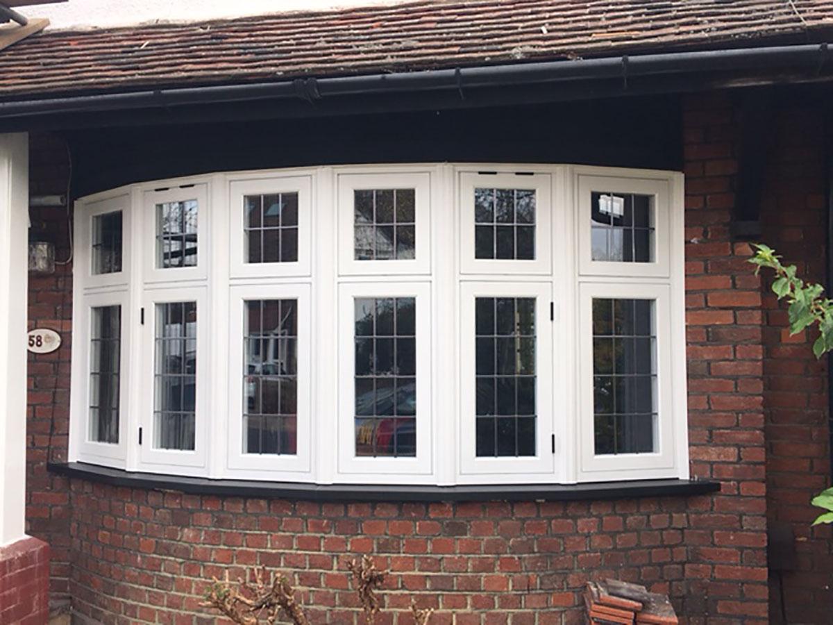 heritage double glazing surrey