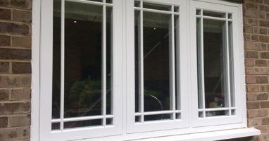 Residence collection flush windows esher