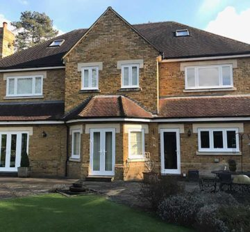 flush casement windows cobham