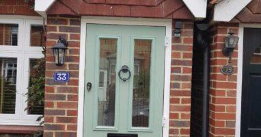 Composite Doors Colour Options