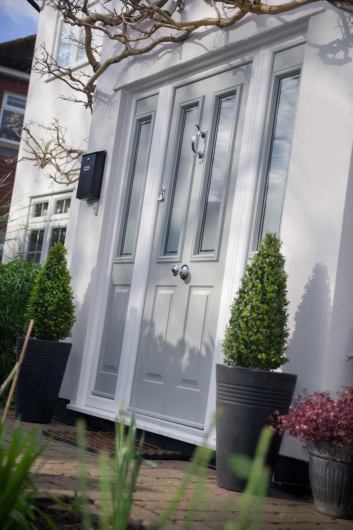 Composite Doors for homeowners in Esher