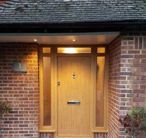 Composite Front Doors Installed Esher