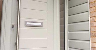 Composite Replacement Front Door
