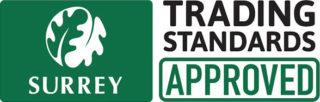 Surrey Windows & Doors Trading Standard Approved