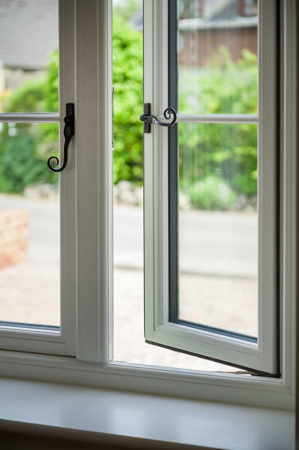 modern casement windows cobham