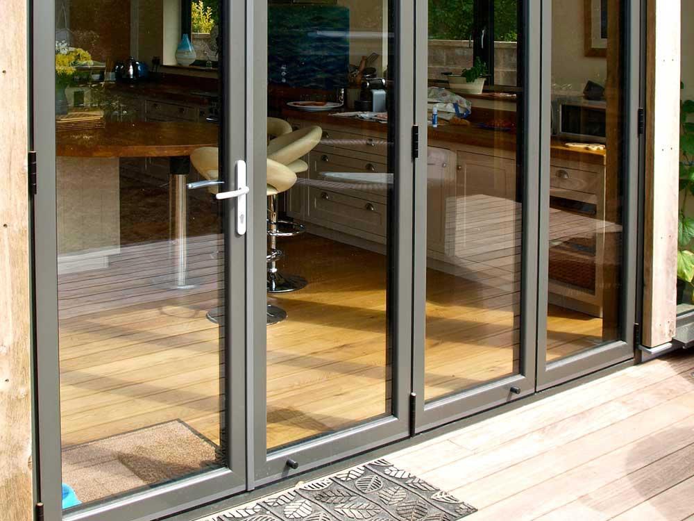 aluminium doors installation epsom