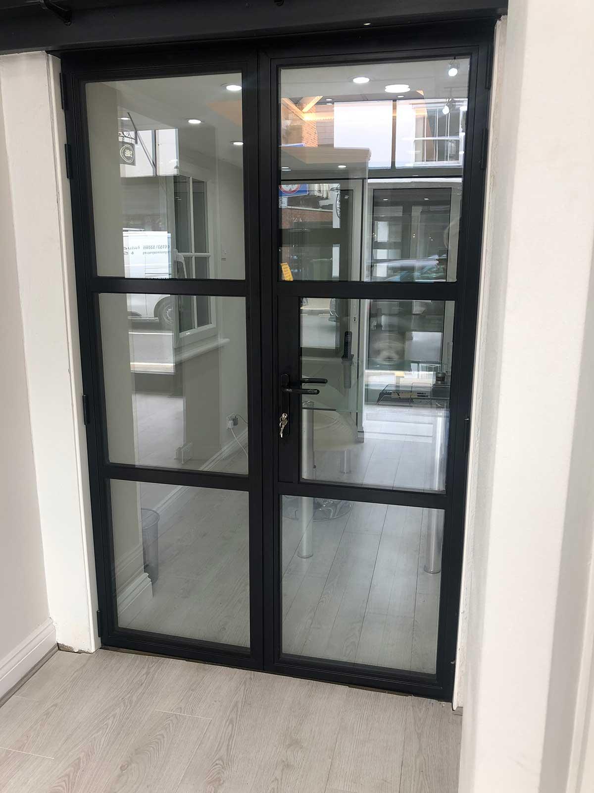 steel alternative windows esher