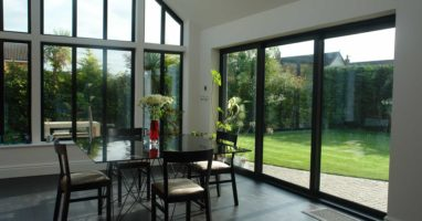 weybridge aluminium door costs