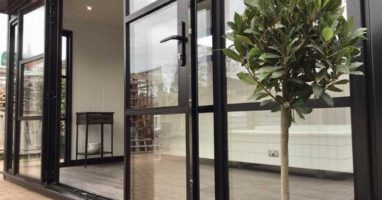 aluminium door styles in surrey