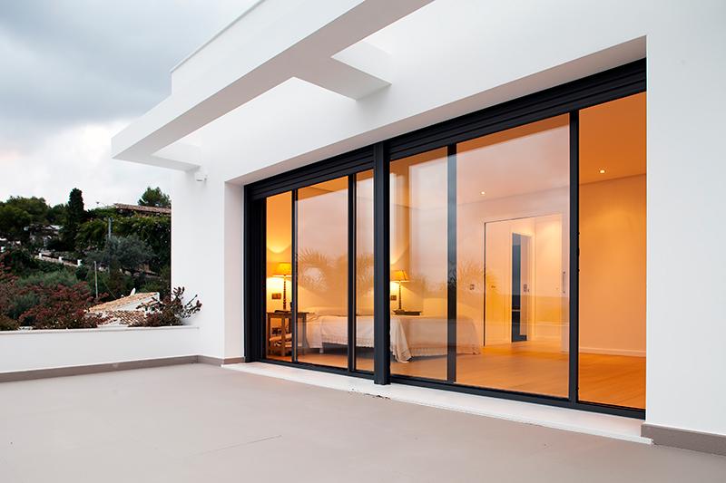 Aluminium doors installations in esher