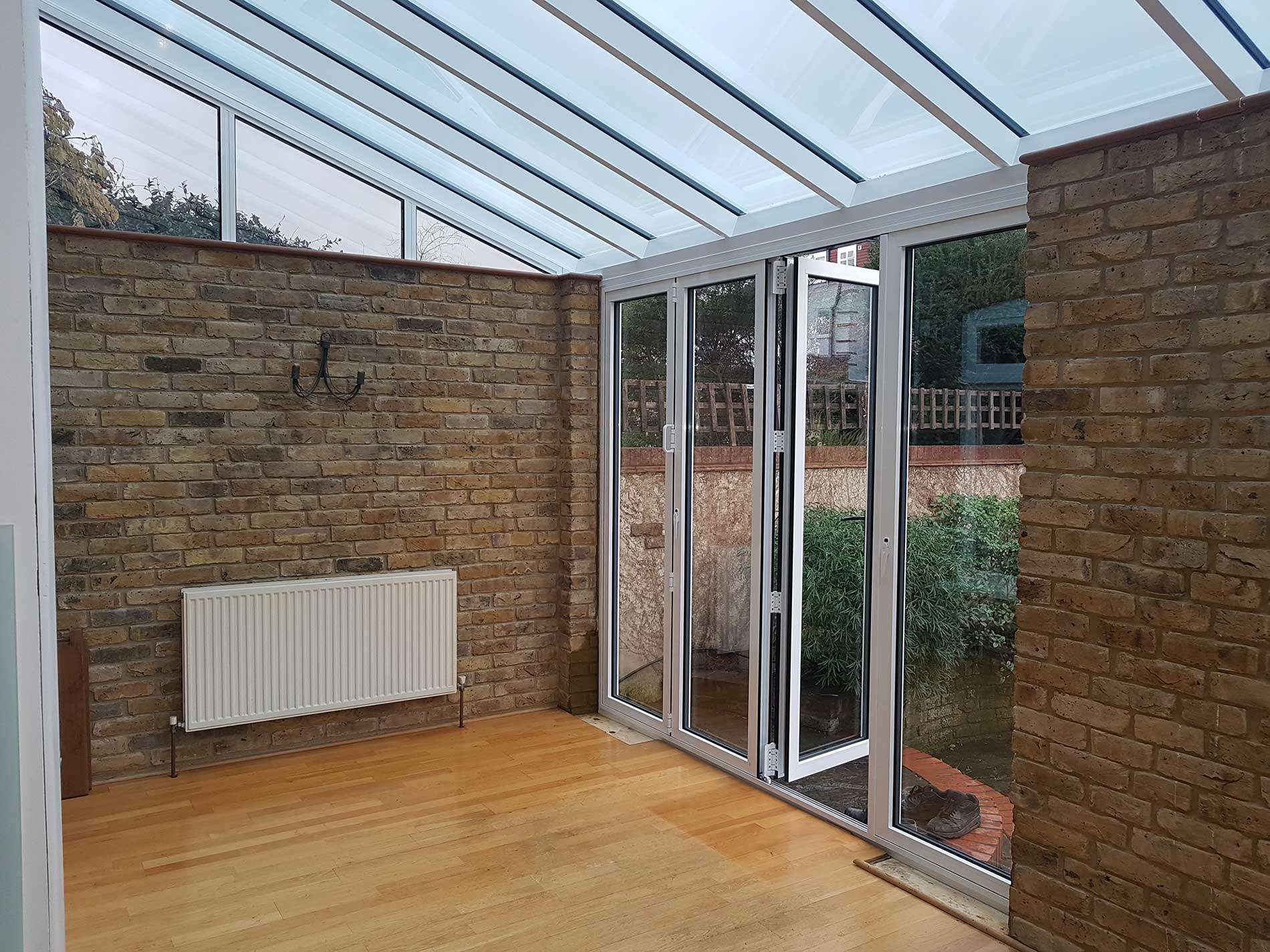 Folding Doors for Extensions