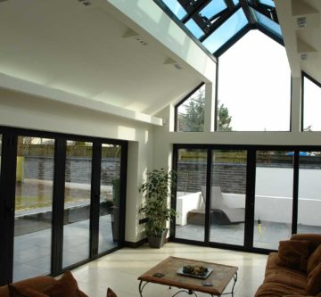 folding doors prices cobham