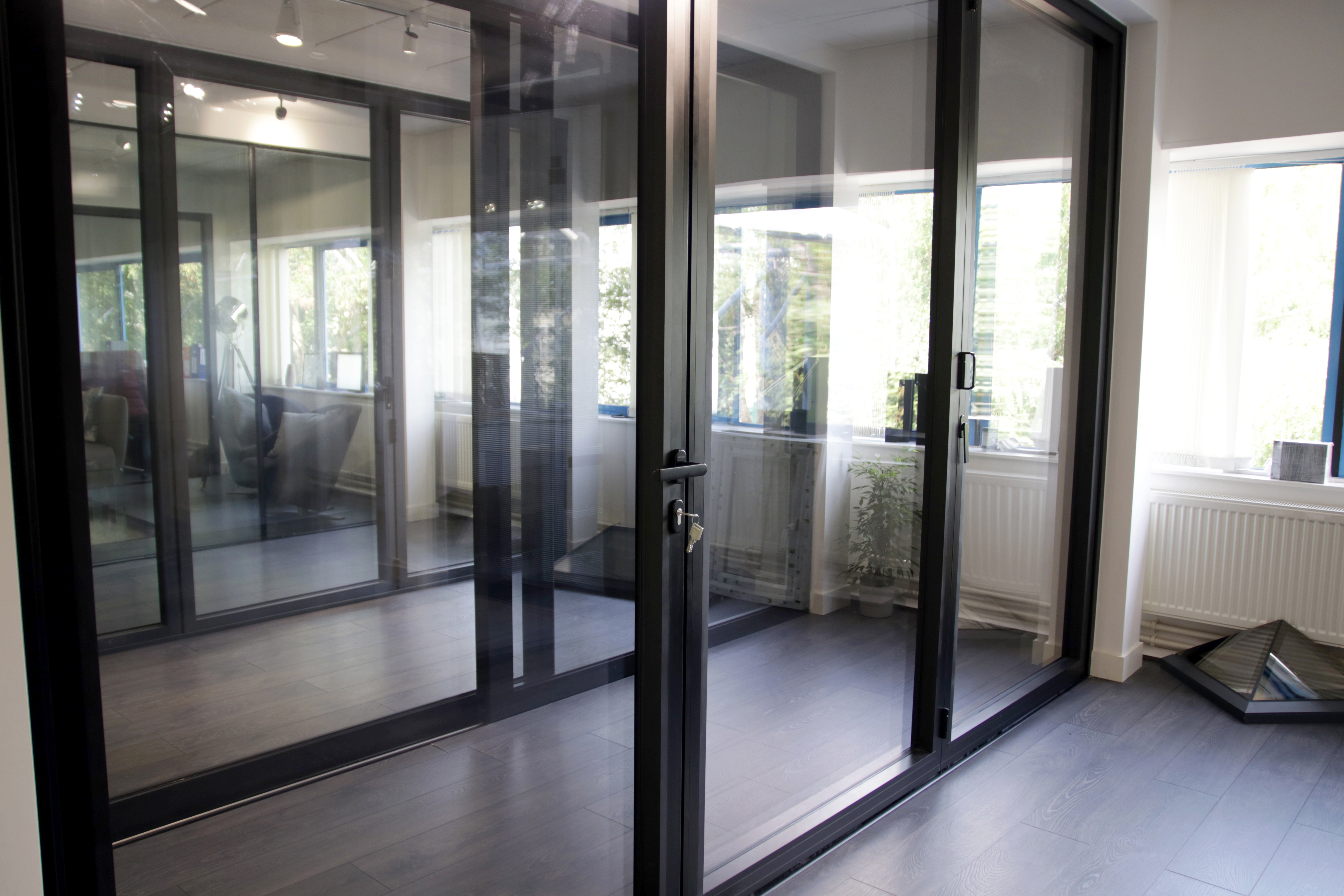 schuco bifolds in London