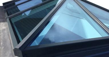 aluminium lantern roof epsom