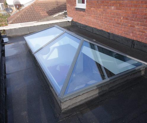 lantern roof weybridge