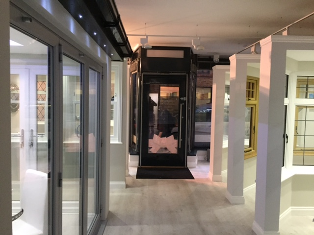 double glazing showroom weybridge