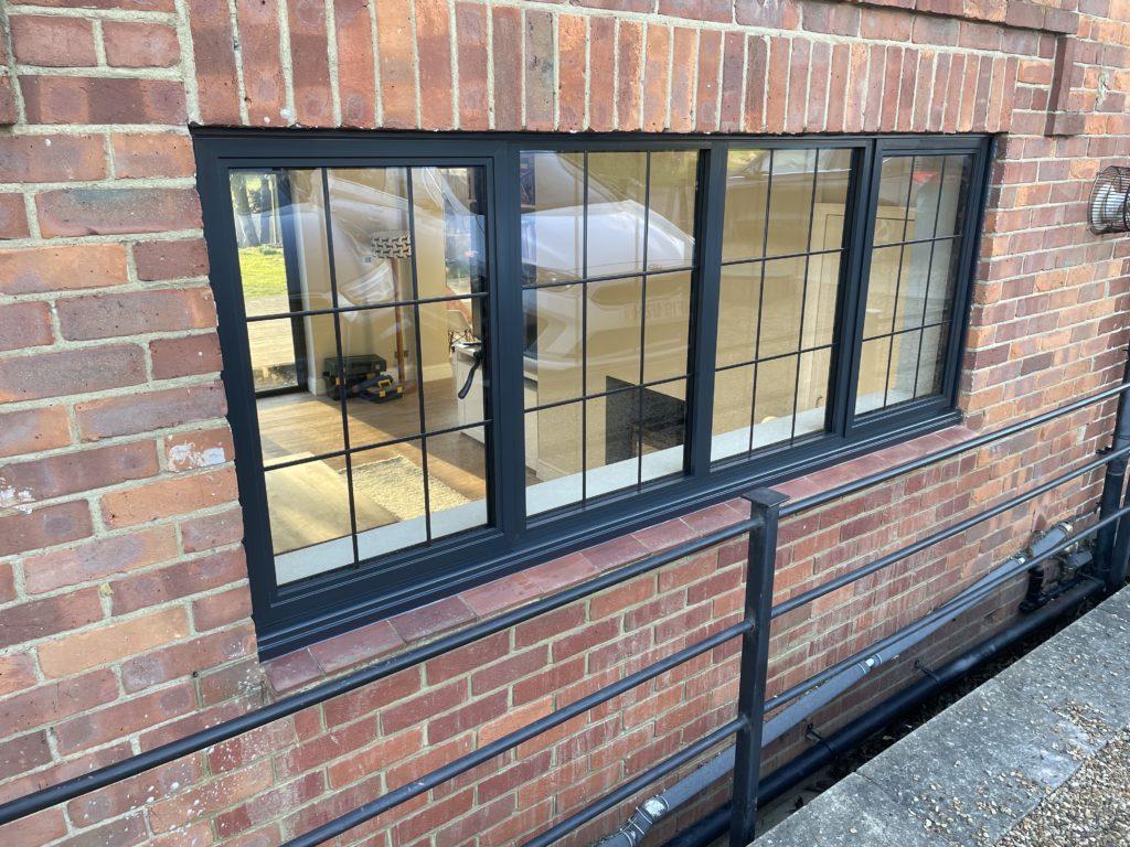 best aluminium windows in surrey