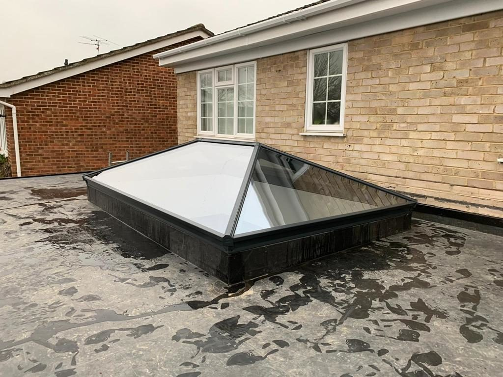 korniche roof lantern walton on thames