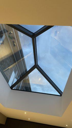 glazed roof lantern surrey