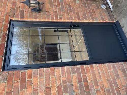 aluminium doors surrey