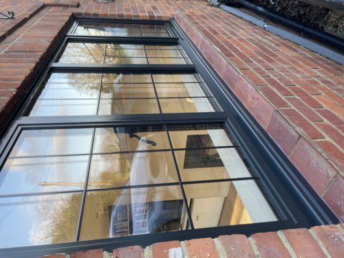 surrey aluminium window styles