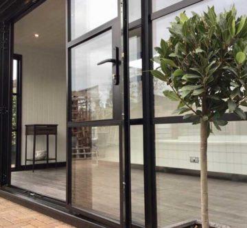 steel look doors prices ashtead